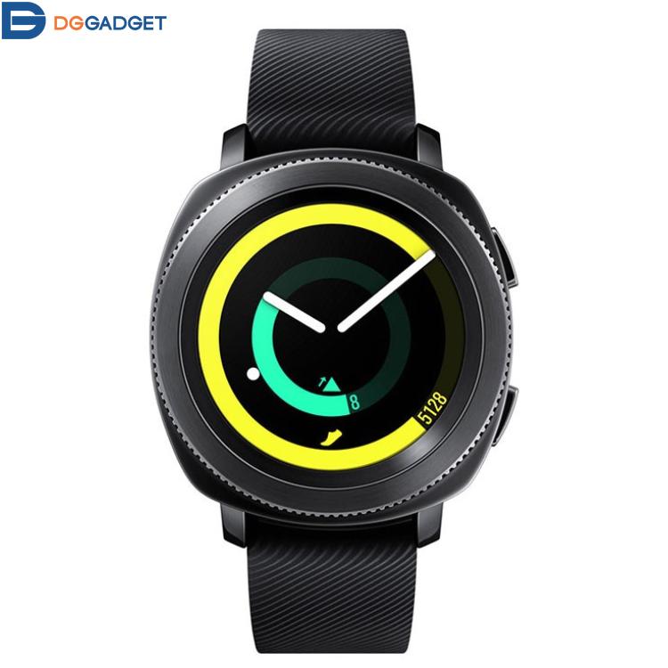ساعت هوشمند سامسونگ مدل Gear Sport SM-R600NZK   Samsung Gear Sport SM-R600NZK Smart Watch